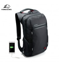 Kingsons Antitheft Men Backpack