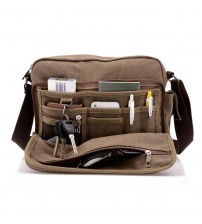 High Quality Men Canvas Bag