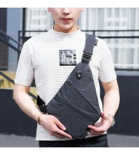 Anti-Theft Men'S Messenger Shoulder Bags