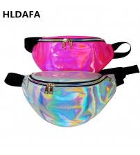 Holographic Fanny Pack Laser Waist Packs