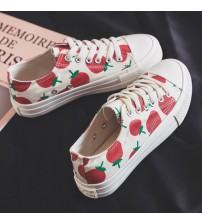 Canvas Sneakers Candy Colors Shoes