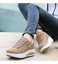 Women Casual Shoes Walking Creepers Sneakers