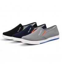 Men Loafers Vulcanize Casual Sneakers
