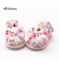 Bow Baby Shoes Sandals Sneakers Moccasins