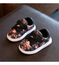 Baby Shoes Soft Comfortable Leather Flower