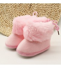 Baby Girls Princess Winter Boots Shoes