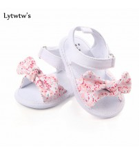 Baby Shoes Non-Slip Canvas Bow-knot