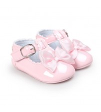 Babies PU Leather Non-slip Shoes