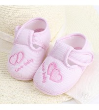 Baby Moccasins Sneaker Crib Shoes