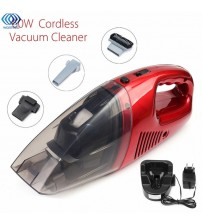 60W Cordless Mini Portable Vacuum Cleaner For Car