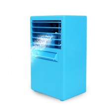 Desktop Mini Air Conditioner Fan Humidifier