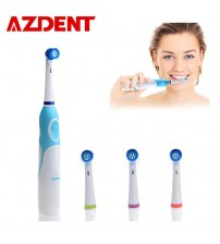 AZDENT Rotating Electric Toothbrush