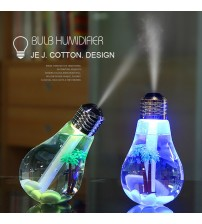 400 ML LED Lamp Air Ultrasonic Humidifier