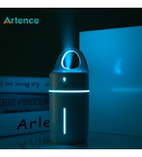 Cup Ultrasonic Humidifier Colorful Led Light