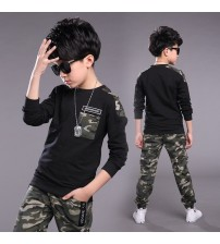 Boys Clothing Set  Sport Tracksuit