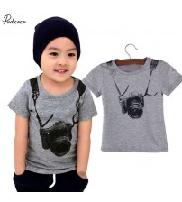 Boy Fashion T-Shirt Tops