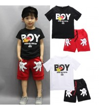 Boy Clothes Sets Sport Suits