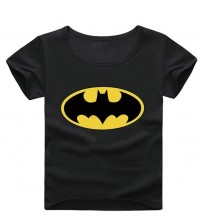 Batman Short Sleeve T Shirt Boys Clothes