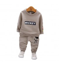 Boys Clothes Full Sleeve T-shirt & Pants Tracksuits