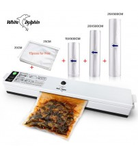 Food Vacuum Sealer Packaging Machine 220V