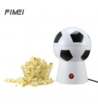 Football Style Household Electric Popcorn Machine