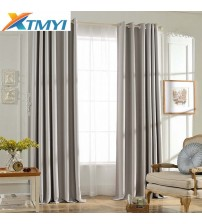 Solid Colors Blackout Curtains