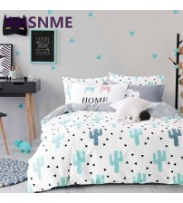 100% Cotton Bedlinen Luxury Bedclothes Bedding Set