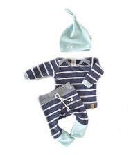 Baby Boys Clothes (Hat + T-shirt, Pants)