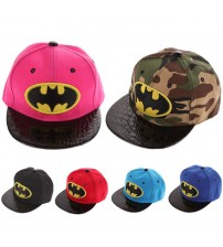 Baby Hip-Hop Snap Back Batman Baseball Cap