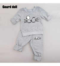 Baby Clothing Sets Long Sleeve T-shirt+Pants