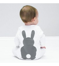 Baby Clothes Bunny Romper Jumpsuit Long Sleeve
