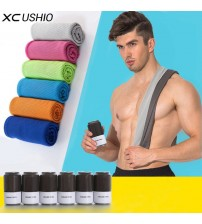 30*100cm Sport Ice Towel In Can Thin
