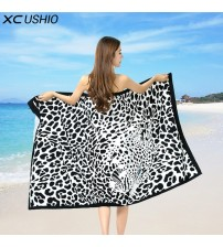 100*180cm XL Fashion Microfiber Beach Towel