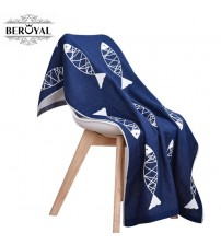 1Piece Cotton Beach Towel Super Soft Printing Towels for Adults