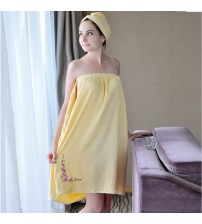 70x150cm Cotton Wearable Bath Towels