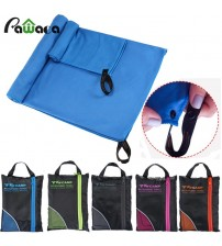 2PCS Larger Size Microfiber travel Sport towel Set