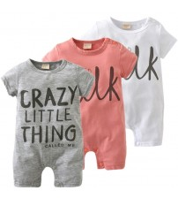 Baby Clothes Jumpsuit Clothing Set