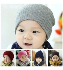 Baby Hat Knitted Cap Crochet