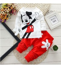 Baby Boys Clothes Long Sleeved + Pants