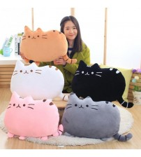 6 Colors Soft Plush Stuffed Animal Doll Pillow