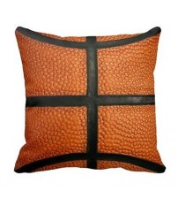 Basketball Design Cushion Cover Decorative Pillow Case