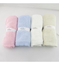 Swaddle Wrap Crochet Blankets