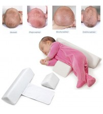 Prevent Flat Head Shape Anti Roll Pillow