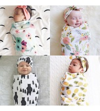 Newborn Fashion Baby Swaddle Blanket