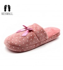 Candy Color Warm Home Slippers