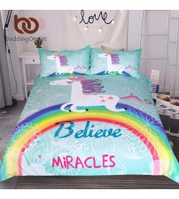 Bedding Outlet Unicorn Bedding Set