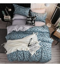 Bedding Set Fashion luxury  Stars Home Duvet Cover