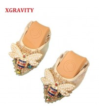 Elegant Comfortable Lady Fashion Rhinestone Shoes