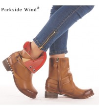Parkside Wind Women Ankle Boots Shoes