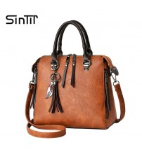 SINTIR Tassel Women Shoulder Bags